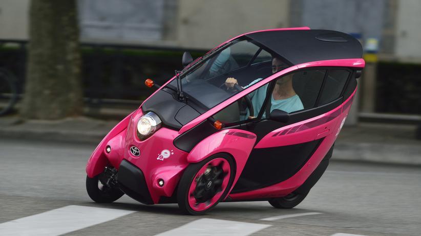 Toyota: Der Antrieb heißt Olympia
