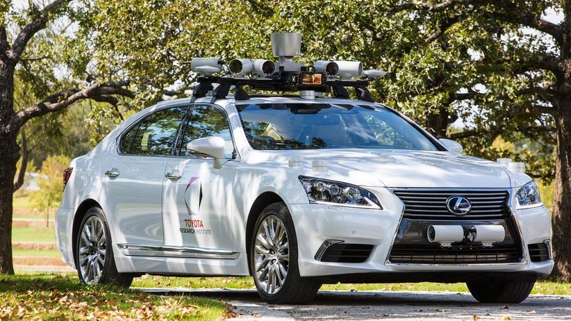 Navigationssysteme: Damit das Roboterauto sich zurechtfindet