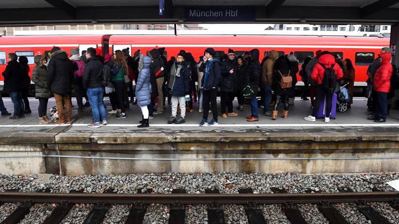Deutsche Bahn: Zwei Prozent aller Fernzughalte 2018 ausgefallen