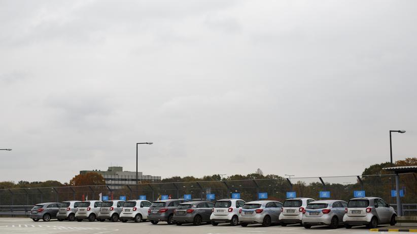 Carsharing: BMW und Daimler stecken Milliardenbetrag in Mobilitätsfirma