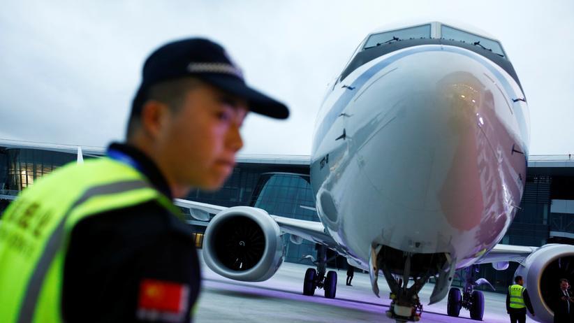 Flugzeugabsturz in Äthiopien: Chinesische Airlines setzen vorerst keine Boeing 737 Max 8 ein