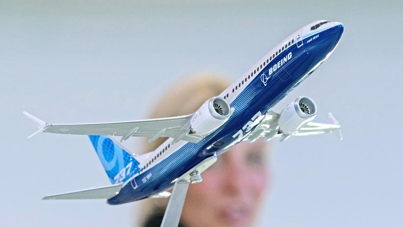 Flugsicherheit: Das Modell einer Boeing 737