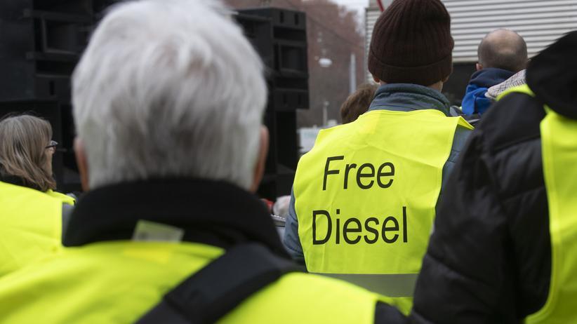 Dieselautos: Das Fahrverbotsparadox
