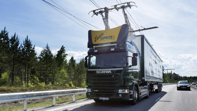 Klimaschutz: Laster ohne Laster