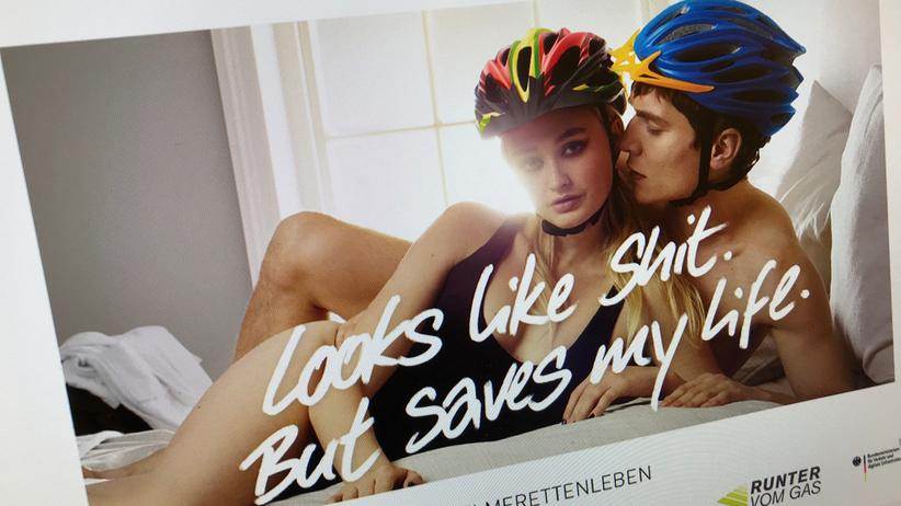 """#Helmerettenleben: """"Peinlich, altbacken und sexistisch"""""""
