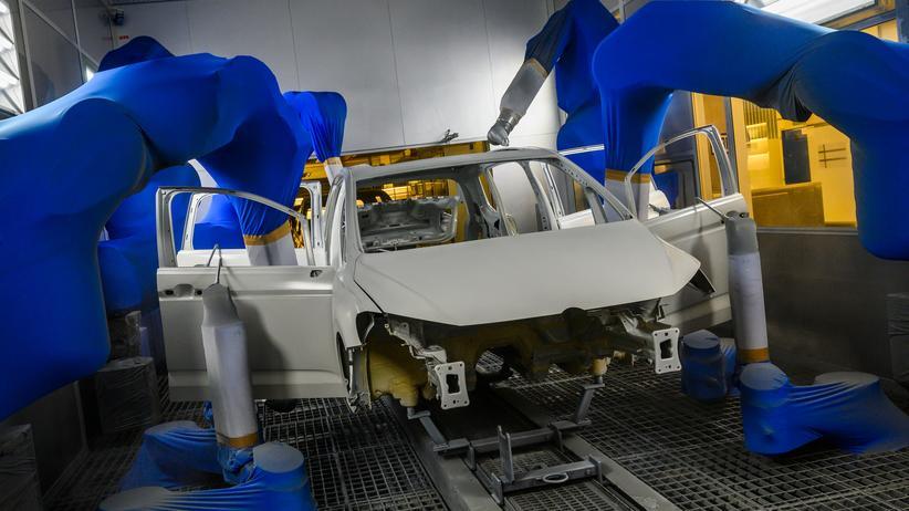 Dieselskandal: US-Börsenaufsicht verklagt VW