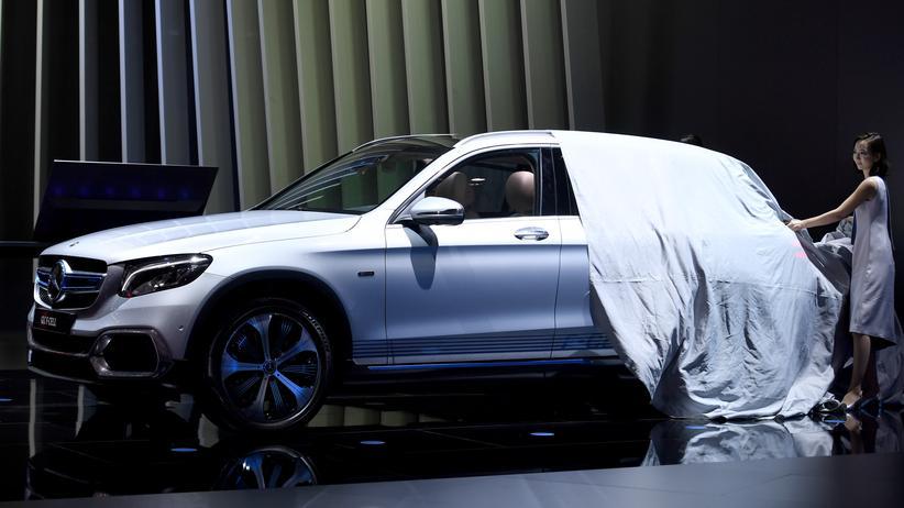 Mercedes GLC F-Cell: Bedingt tauglich
