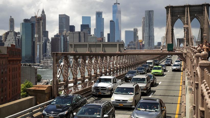 USA: New Yorker Parlament beschließt Maut für Manhattan