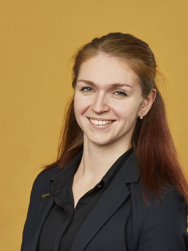 Verkehrswende: Rebecca Peters, stellvertretende Bundesvorsitzende des ADFC
