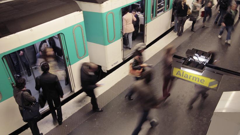 U-Bahnen: Unterirdisch schlechte Luft