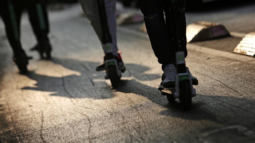 Elektrische Tretroller: Gebt den Scootern eine Chance