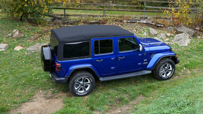 Jeep Wrangler: Die Mutter aller SUV