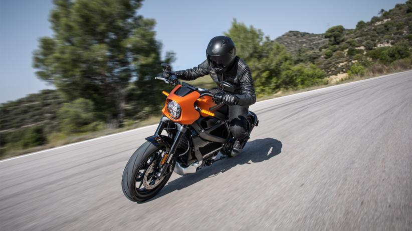 Elektromotorrad: Harley-Davidson will cool werden
