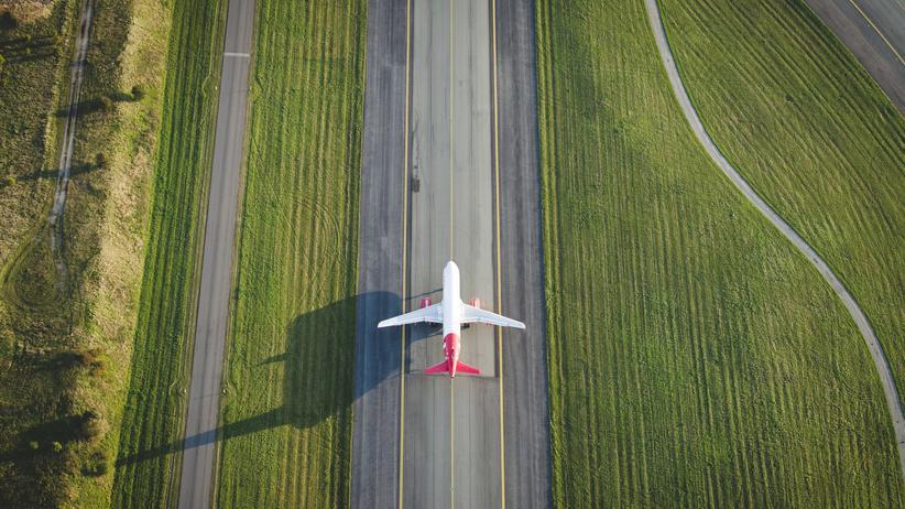 Klimaschutz: Kaum Flugscham im Dax