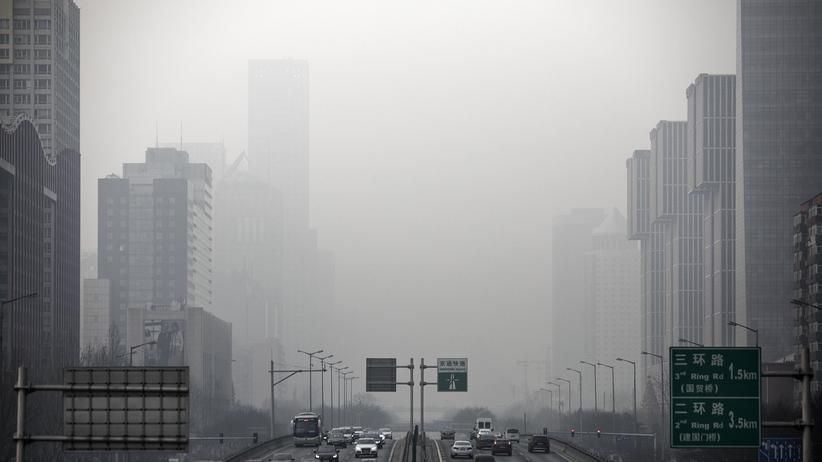 Absatzkrise: Verkehr in Peking