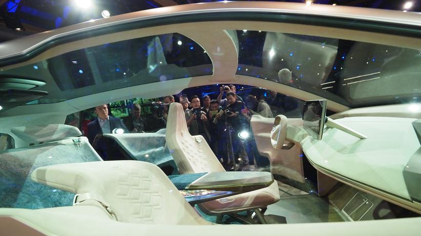Selbstfahrende Autos: Ich sehe was, was du nicht siehst