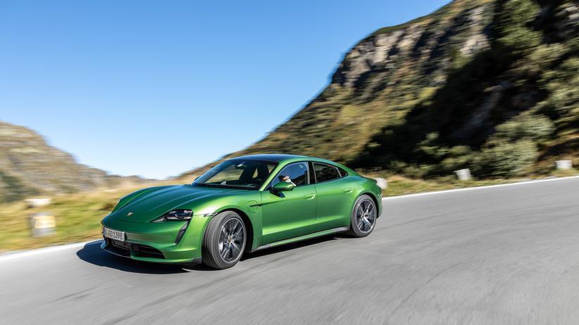 Porsche Taycan: Eine Kampfansage an Tesla