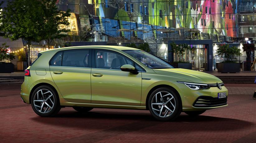 Volkswagen Golf 8: Verbrenner hilft E-Auto