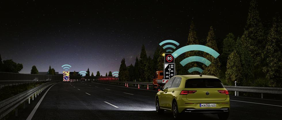 Car2X: Wenn Autos mit ihrer Umgebung sprechen