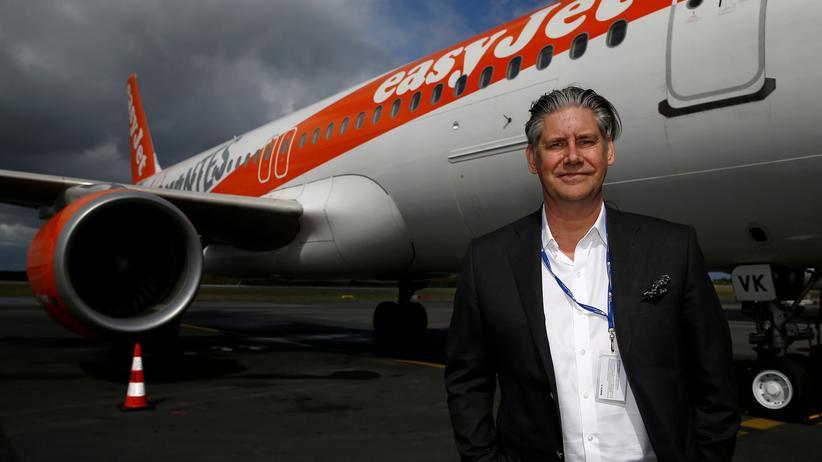 Easyjet-Chef Johan Lundgren: Fliegen für den Umweltschutz
