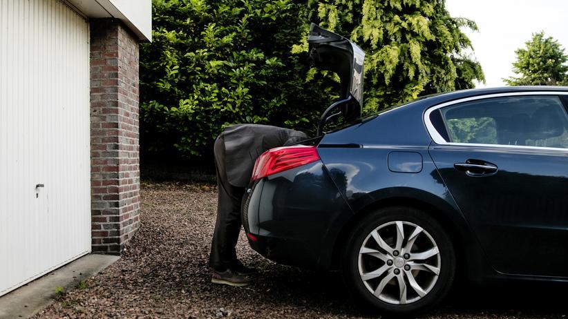 Mobilität: Ja wenn's doch in der Einfahrt steht!