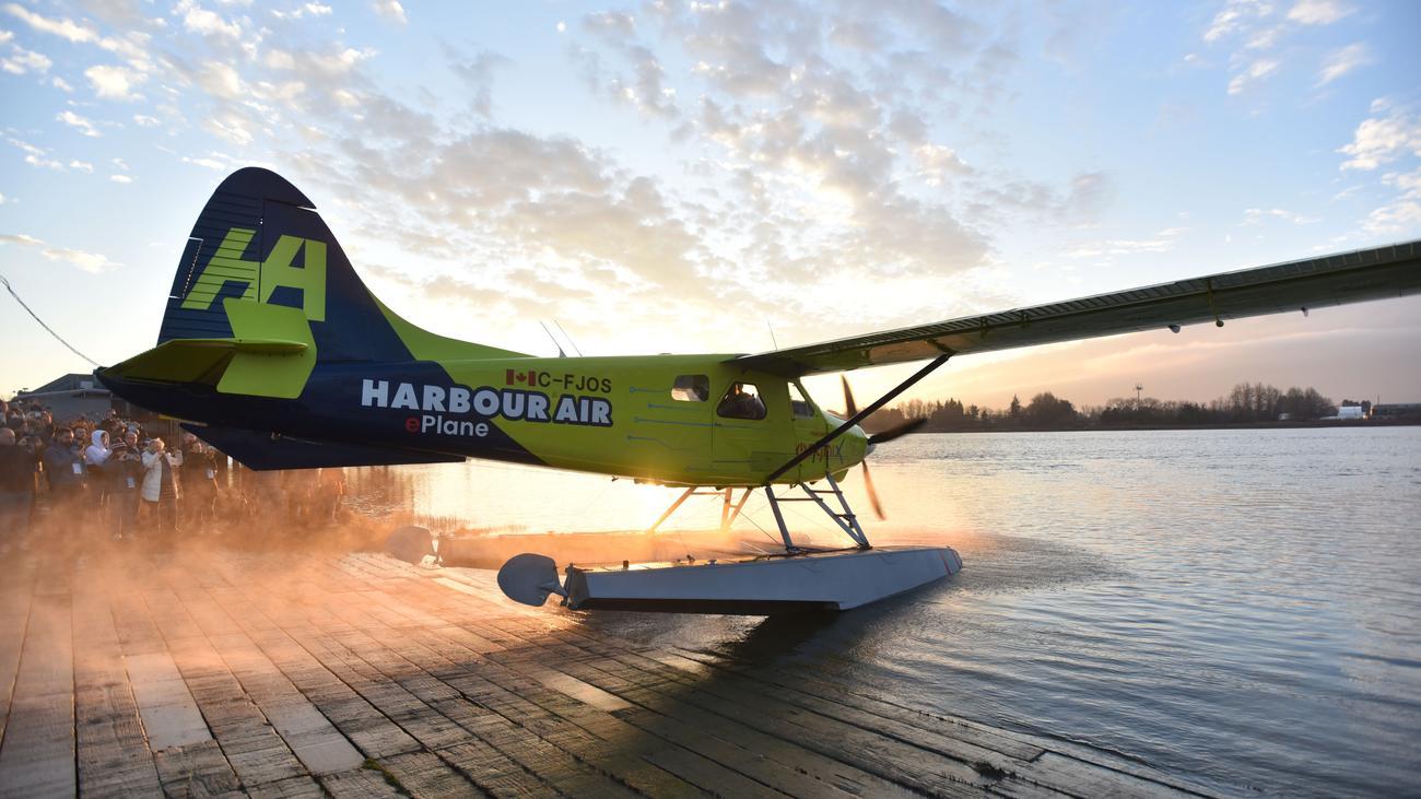 Elektromobilität: Erstes E-Verkehrsflugzeug absolviert Jungfernflug