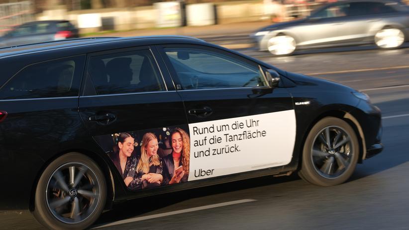 Taxi-Konkurrent: Uber ändert sein Vermittlungsmodell
