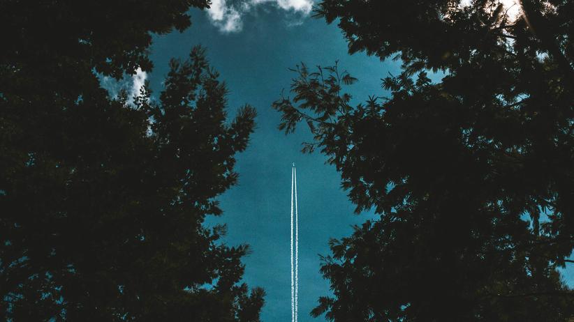 Luftverkehr: Fliegen ist schlecht fürs Klima