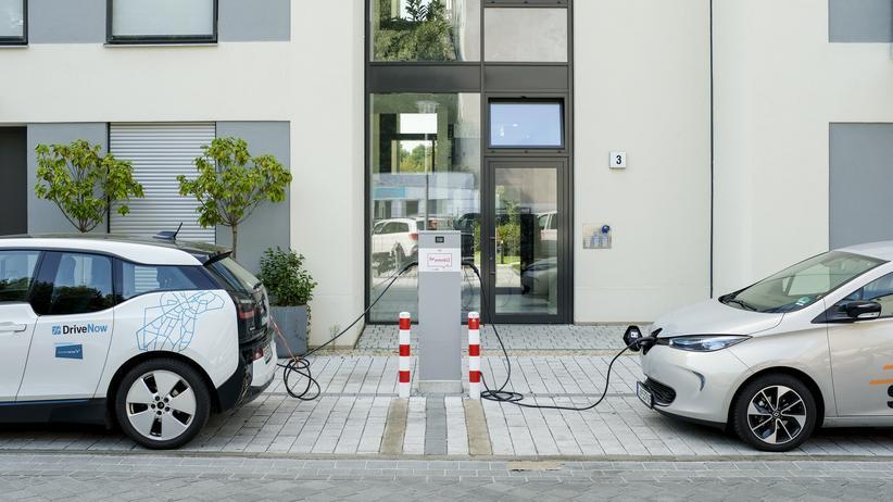 Mobilität: Carsharing-Angebote nehmen auch in kleineren Städten zu