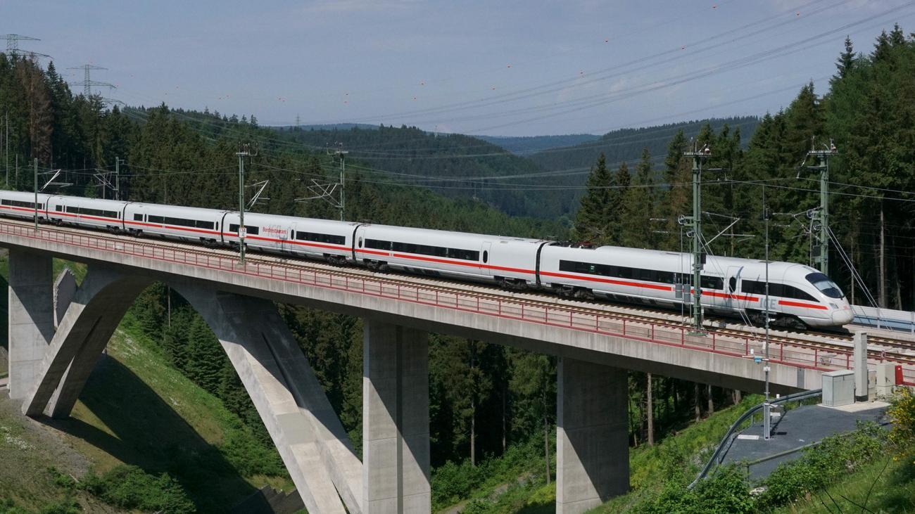Deutsche Bahn: 100 Prozent grün nur auf dem Papier