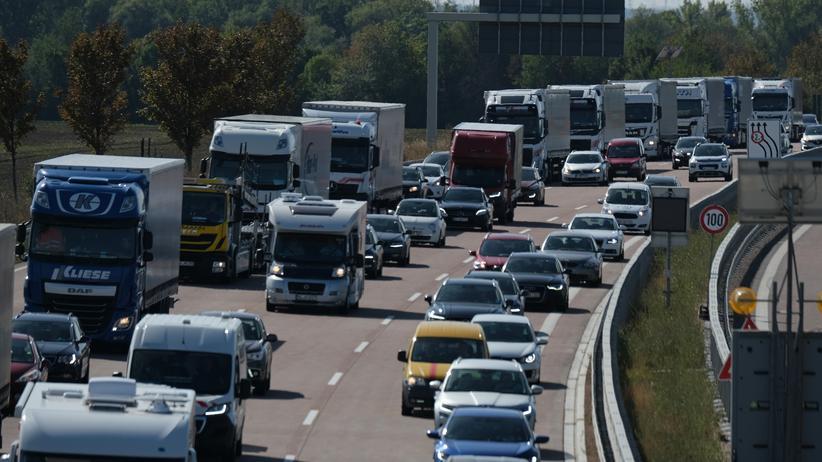 Verkehr: Weniger Staus auf Deutschlands Autobahnen