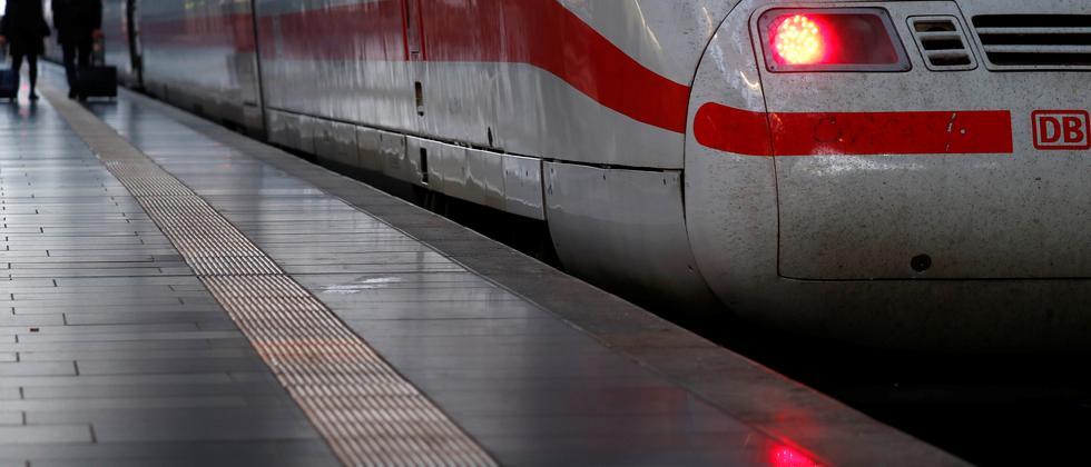 Deutsche Bahn: Plötzlich leer