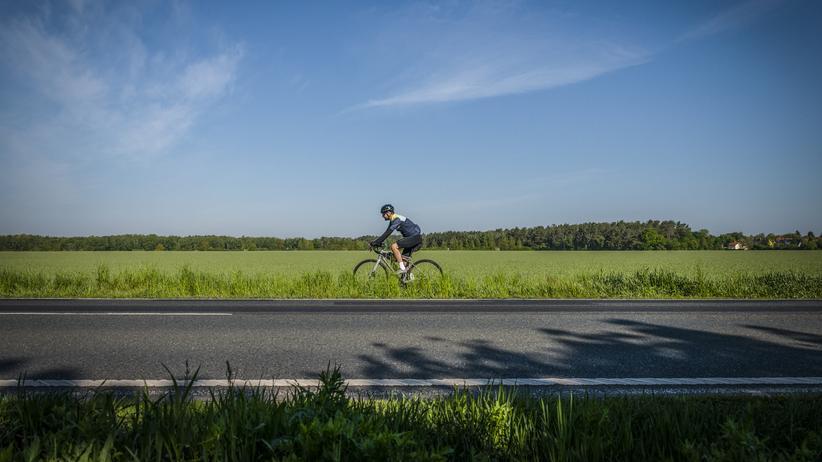 Radwandern: Die Kette schnurrt, der Geist wird frei