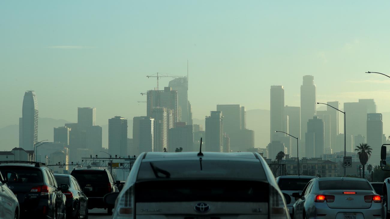 Kalifornien lässt ab 2035 nur noch emissionsfreie Neuwagen zu
