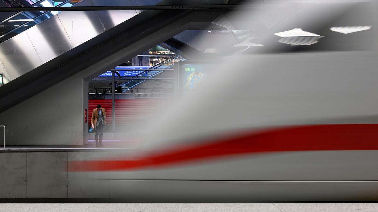 Bahn Fernverkehr Corona