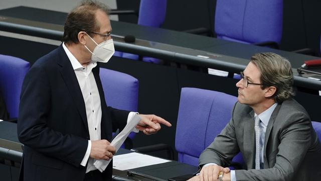 Alexander Dobrindt: Der Einbrocker