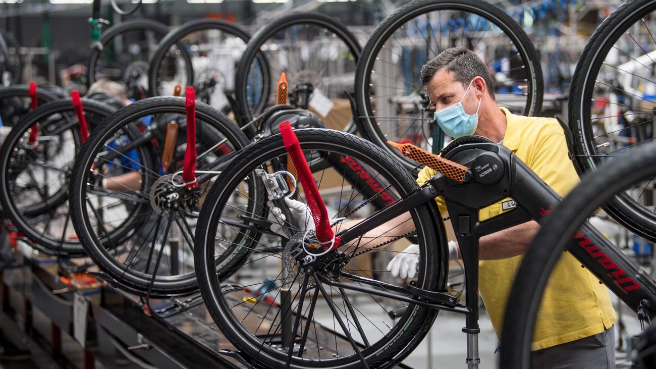 Fahrradläden Corona