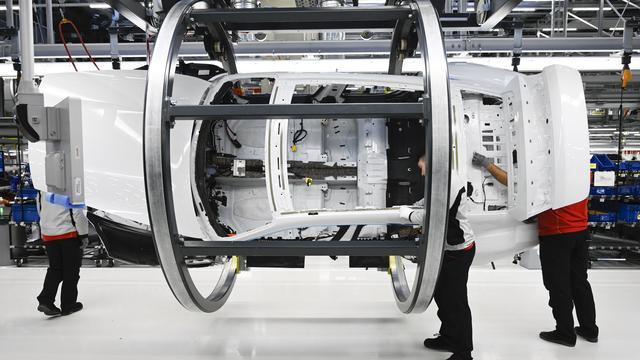 Elektroautos: Porsche produziert künftig kleine Menge von Batteriezellen