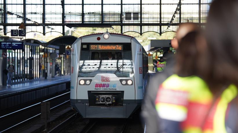Autonomes Fahren: Züge brauchen keine Menschen mehr