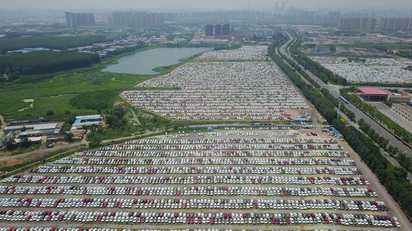 China: Verbietet auch China bald Diesel und Benziner?