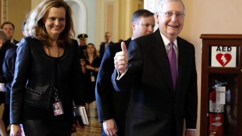 """Parteien billigen Kompromiss: US-""""Shutdown"""" nach nur drei Tagen praktisch beendet"""