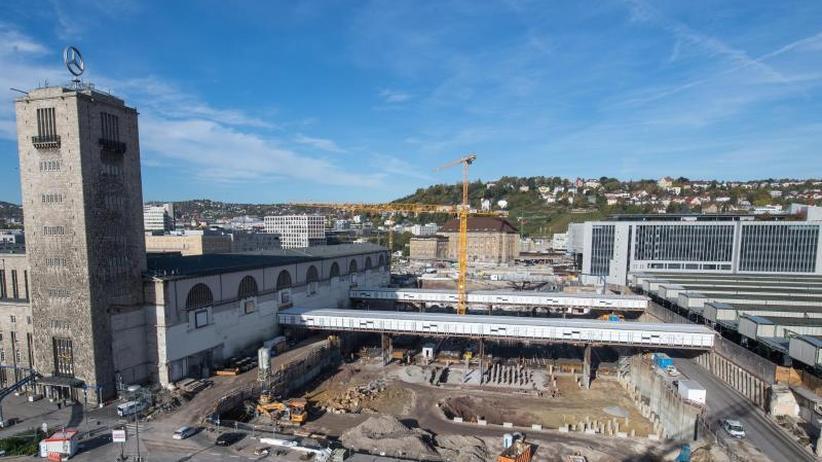 Kosten und Zeitplan korrigiert: Stuttgart 21 könnte bis zu 8,2 Milliarden Euro kosten