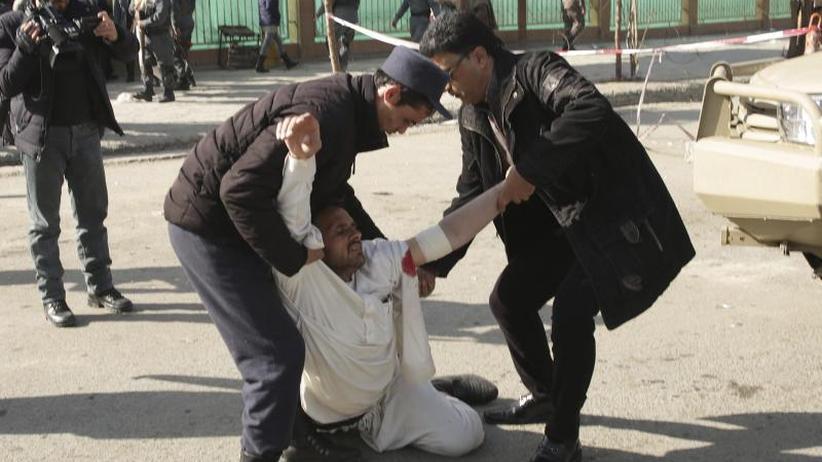 Taliban Anschlag