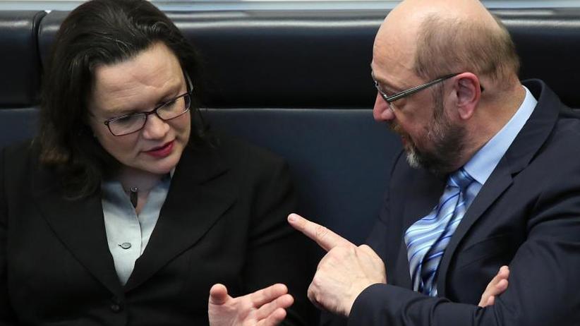 GroKo-Verhandlungen: Kritik aus der SPD an Kompromiss bei Familiennachzug