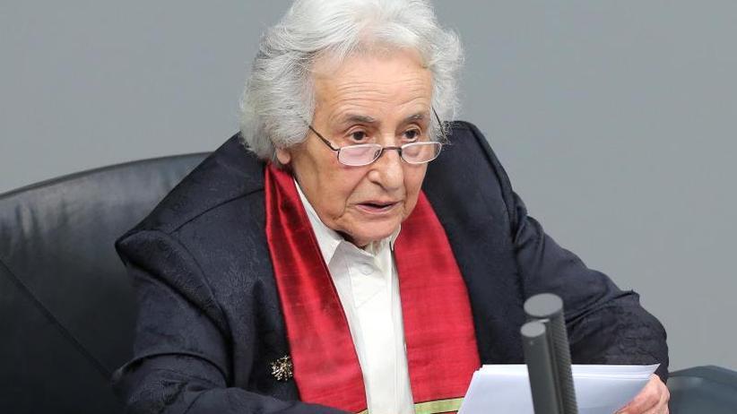 Holocaust-Gedenkstunde: Auschwitz-Überlebende erinnert im Bundestag an Nazi-Gräuel