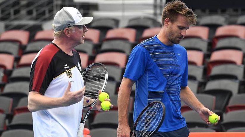 Zverev & Co.: Deutsches Davis-Cup-Team will ins Viertelfinale