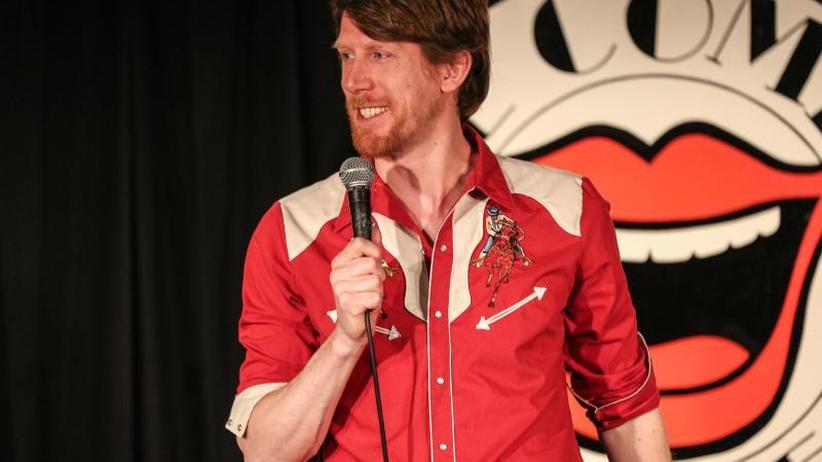 Britischer Humor: Ein deutscher Komiker im Mutterland der Comedy