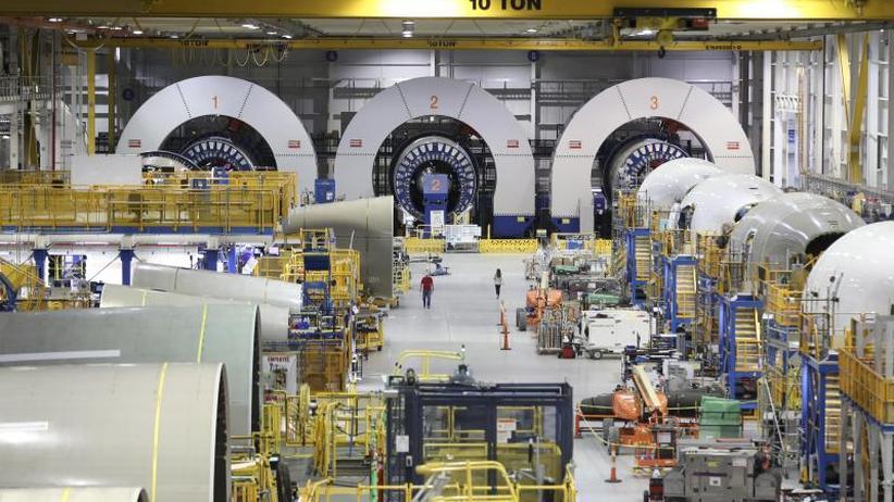 8,2 Milliarden US-Dollar: Flugzeugabsatz und Steuerreform: Rekordgewinn für Boeing