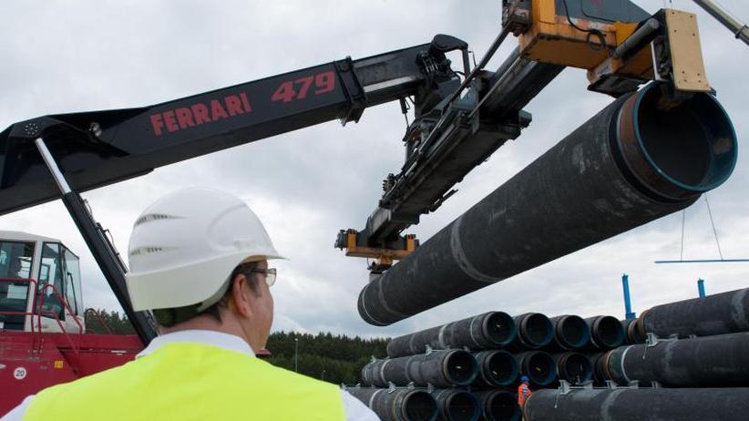 Umstrittene Gaspipeline: Grünes Licht für Nord Stream 2 in deutschen Küstengewässern