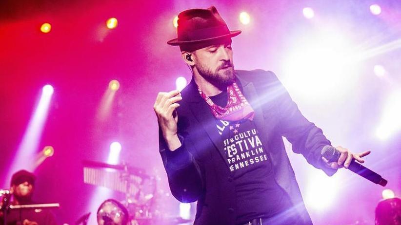 Halbzeit-Show: Justin Timberlake heizt beim Super Bowl ein